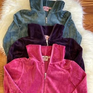 Juicy Couture jackets